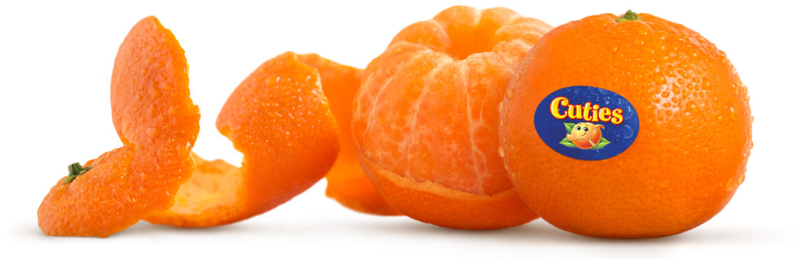 Cuties® unpeeled clementine
